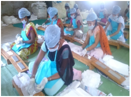 Low Cost Sanitary Napkins Manufacturing